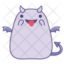 Happy Smile Boo Icon