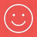 Happy Customer Smiley Icon