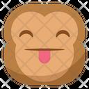 Happy Tongue Taunt Icon