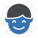 Happy Satisfied Customer Icon