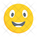Happy Smiling Smiley Icon