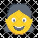 Happy Smiling Laugh Icon