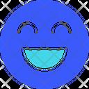 Happy Emoji Expression Icon