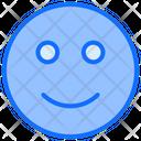 Happy Smile Rating Icon