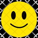 Happy Smile Face Icon