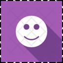 Happy Face Smiley Icon