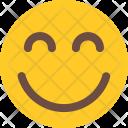 Happy Emoji Smiley Icon