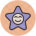 Happy Star Little Icon