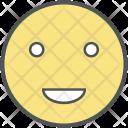 Happy Smiley Face Icon