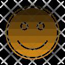 Happy Face Social Icon