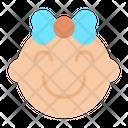 Happy Baby Icon