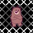 Happy Bear Icon