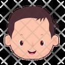 Happy Boy Kid Baby Icon