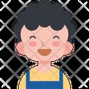 Happy Boy Happy Kid Happy Icon