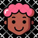 Happy Boy Boy Kid Icon