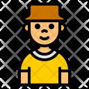 Happy Boy Icon