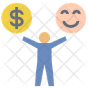 Choice Emotion Happiness Icon
