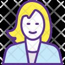 Happy Client Customer Icon
