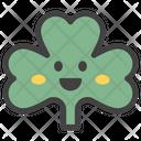 Happy Coriander Face Emoticon Emotion Icon