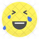 Happy Cry Icon