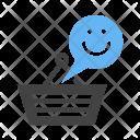Happy Customer Icon