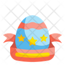 Happy Easter Easter Egg Icon