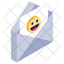 Happy Email Happy Message Communication Mail Icon