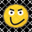 Happy Emoji Smiley Emotion Icon