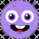 Smiling Emotag Emoji Emoticon Icon