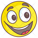 Happy Emoticon Icon