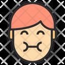 Happy Emotion Face Icon