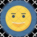 Laughing Emoji Lol Emoticon Icon