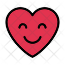 Heart Happy Love Icon