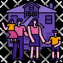 Happy Family Happy Family Icon