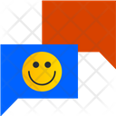 Happy Feedback Icon