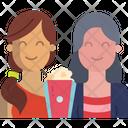 Happy Girls Icon