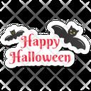 Happy Halloween Icon