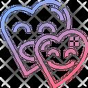 Happy Love Icon