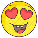 Happy Love Emotag Icon