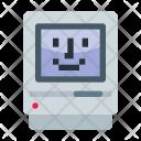 Happy Mac Icon
