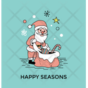Happy Season Icon