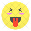 Happy Tongue Icon