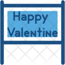 Happy Valentine Icon