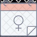 Happy Womens Day Icon