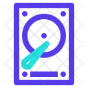 Hard-disk Icon