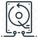 Backup System Hdd Icon