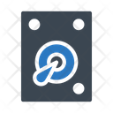 Harddisk Hdd Drive Icon
