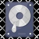 Hard Disk Disc Data Transfer Icon