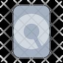 Hard Disk Drive Hardware Icon