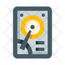 Hard Disk Hdd Storage Icon